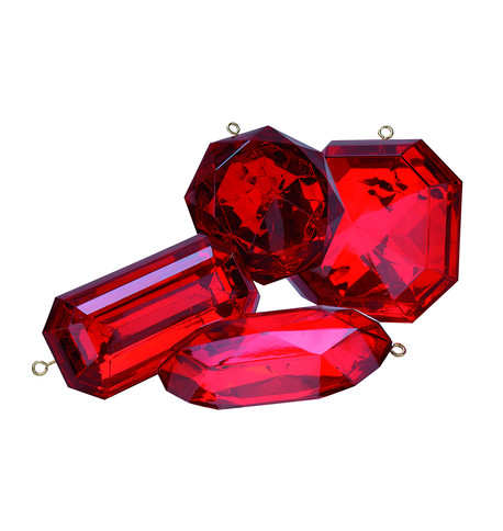 Giant Jewels - RUBY Ruby