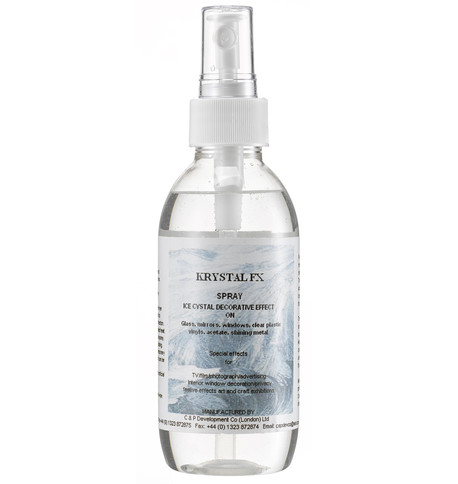 FROST EFFECT SPRAY Clear