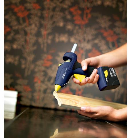Rapid BGX300 li-ion cordless glue gun Blue