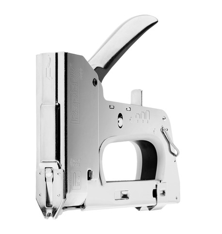 RAPID PRO R36 CABLE STAPLE GUN Silver