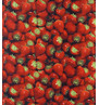 SUSAN PHOTOPRINT FABRIC Red
