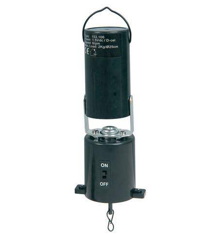 Rotator - Battery Powered Black