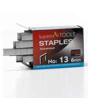 SUPERIOR TOOLS STAPLES - Silver