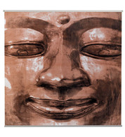 BUDDHA TEXTILE POSTER KIT - Brown