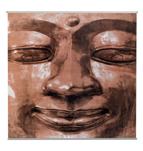BUDDHA TEXTILE POSTER KIT Brown