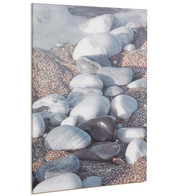 COAST PHOTO PAINTING - Grey