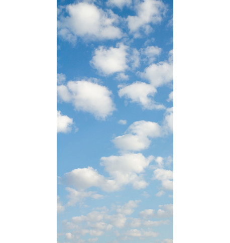 Nimbus Display Banner Blue