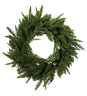 Woodland Pine Wreath - Green