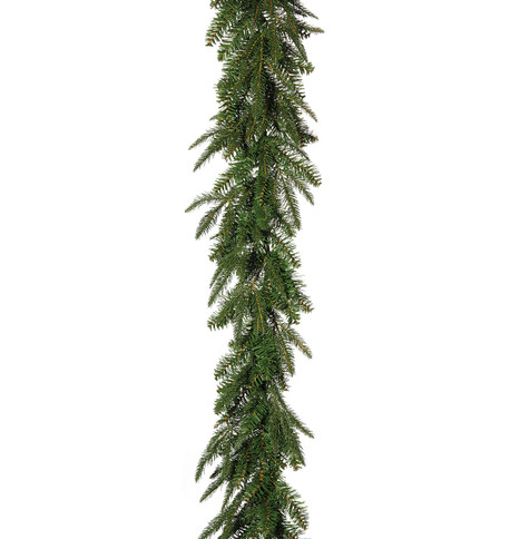 Woodland Pine Garland Green