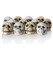 Shrunken Skulls - White