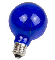 Giant festoon lights - Blue Spare Lamps - Blue