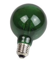 Giant festoon lights - Green Spare Lamps - Green