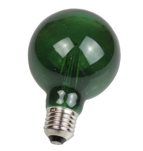 Giant festoon lights - Green Spare Lamps Green