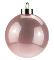 Pink Pearl Baubles - Pink