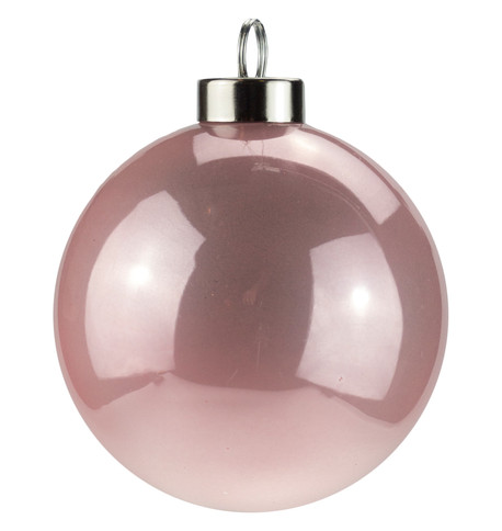Pink Pearl Baubles Pink