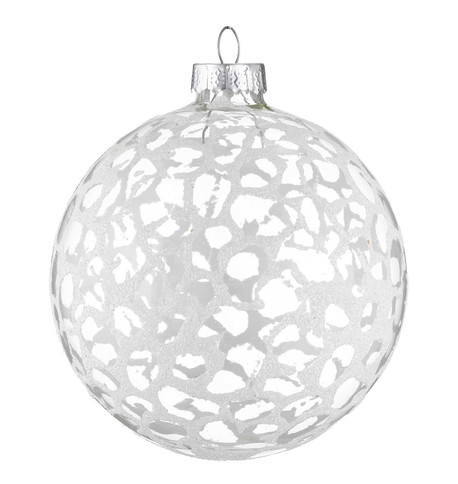 Stipple Glaze Clear Baubles Clear