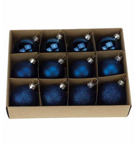 Midnight Blue 48mm Baubles Midnight Blue