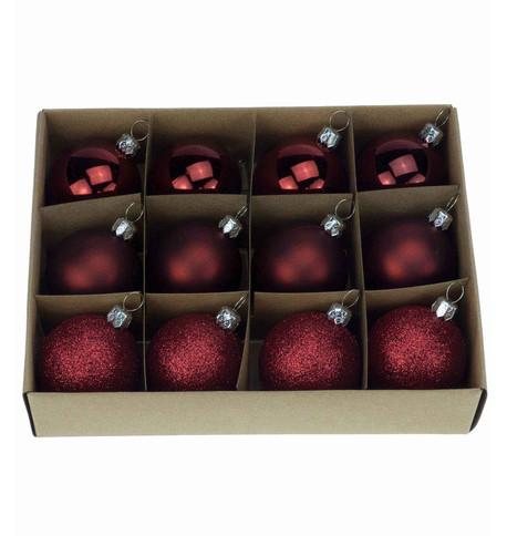 Wine 48mm Baubles Wine