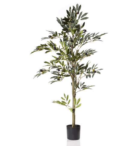Artificial Olive Tree Green
