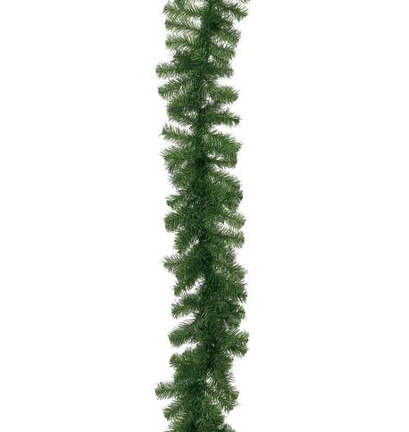 Forest Pine Garland Green