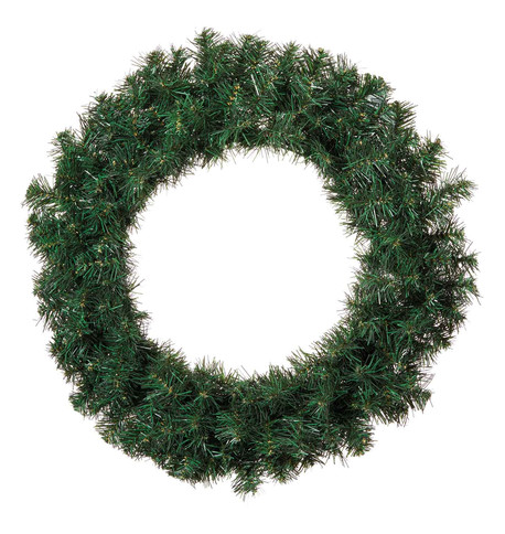 Forest Pine Wreath Green
