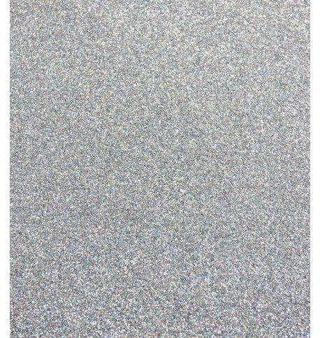 MOONDUST - SILVER HOLOGRAM Silver Holographic