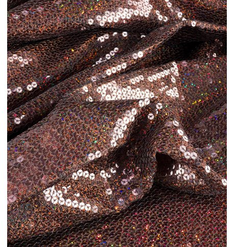 GLAMOUR - CHOCOLATE HOLOGRAPHIC Chocolate Holographic