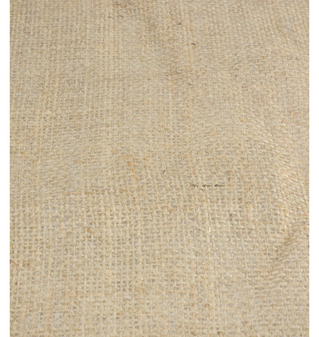 JUTE HESSIAN - LOOMSTATE Natural