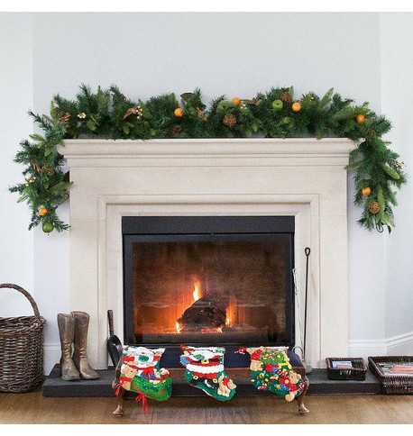Luxury Rustic Christmas Garlands RUSTIC