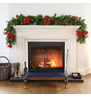Luxury Red Themed Christmas Garlands Red