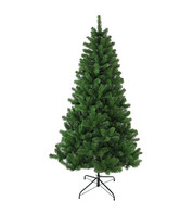 Nordmann Fir Artificial Christmas Tree - Green