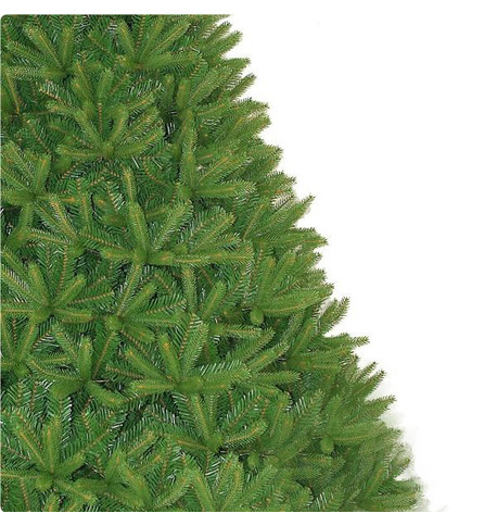 Heritage Spruce Deluxe P E Christmas Tree Green