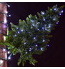 Wall Mounted Trees - Ice White Sparkling Lights Ice White - Sparkling Lights