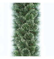 Deluxe Christmas Garland - Green