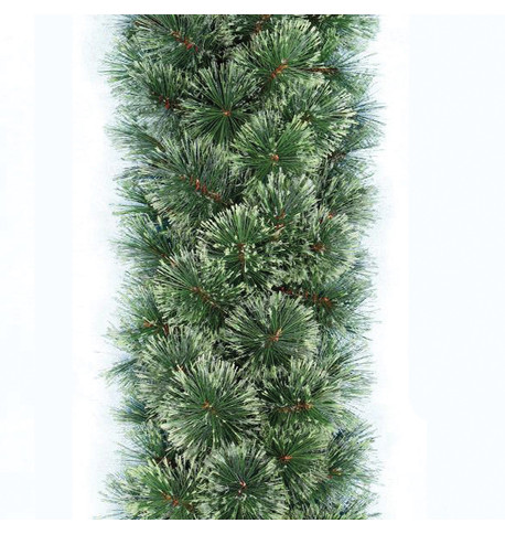 Deluxe Christmas Garland Green