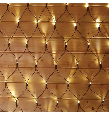 Commercial Grade Net Lights - Warm White Warm White