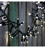 Outdoor Cluster Lights - Pro Series Ice White