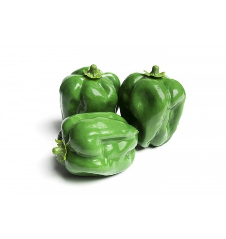 Artificial Peppers - Pack of 3 Green