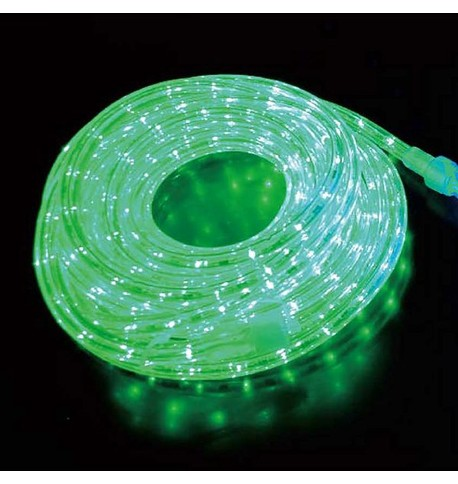 LED Rope Light Green