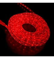 LED Rope Light - Red