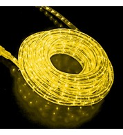 LED Rope Light - Yellow