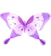 Butterfly - Coloured - Lilac