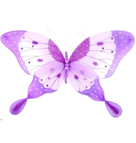 Butterfly - Coloured Lilac