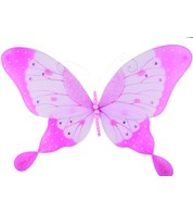 Butterfly - Coloured - Pink