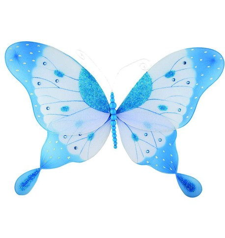 Butterfly - Coloured Turquoise