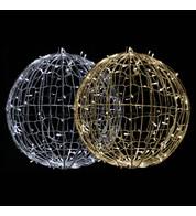 3D Sphere - Colour Switch  - White
