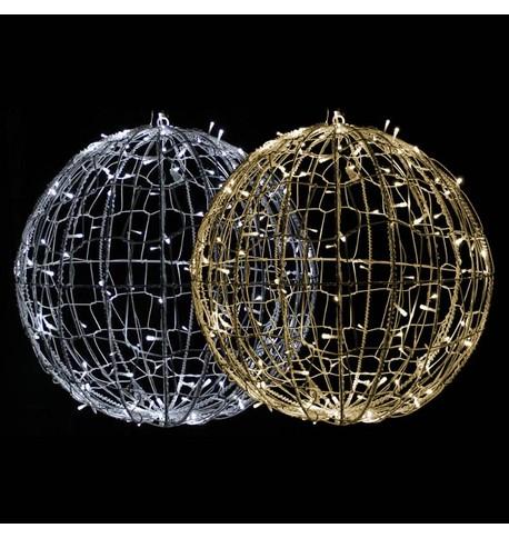 3D Sphere - Colour Switch  White