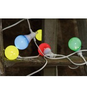 LED FESTOON LIGHTS - Multicolour