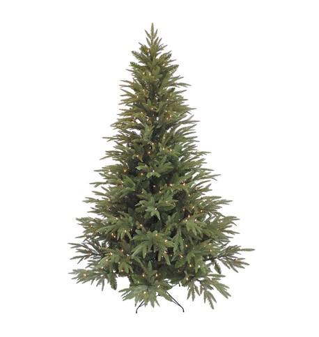 Pre Lit Colorado Tree Green