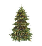 Pre Lit Koster Pine Tree - Green